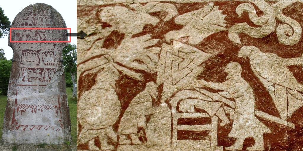 valknut-stora-hammar-stone-lärbo