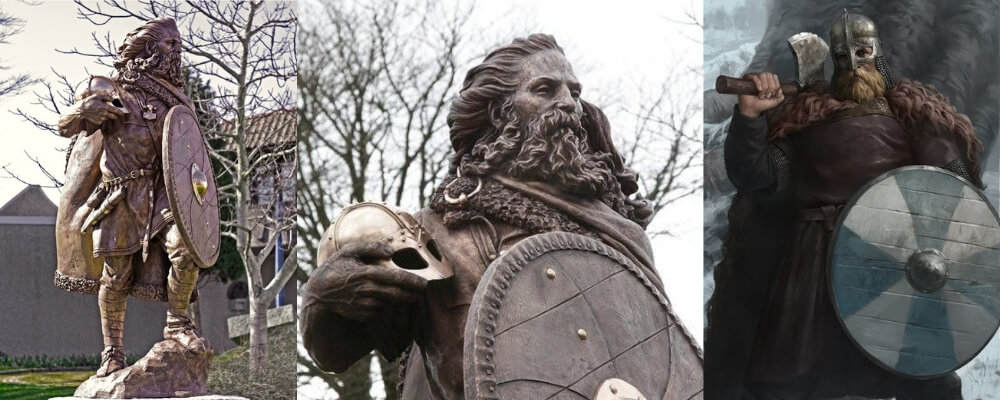 Famous-Viking Warrior-Eric-Bloodaxe