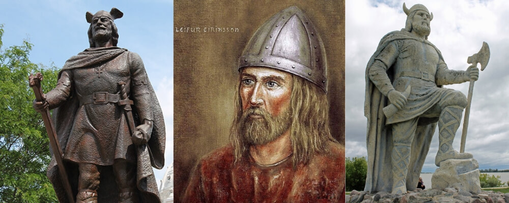 Famous-Viking Warrior-Leif-Erikson