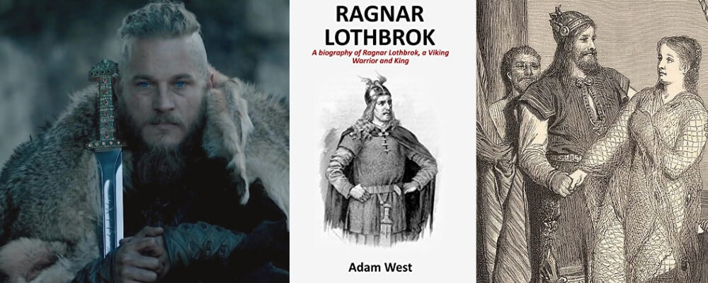 Famous-Viking Warrior-Ragnar-Lodbrok
