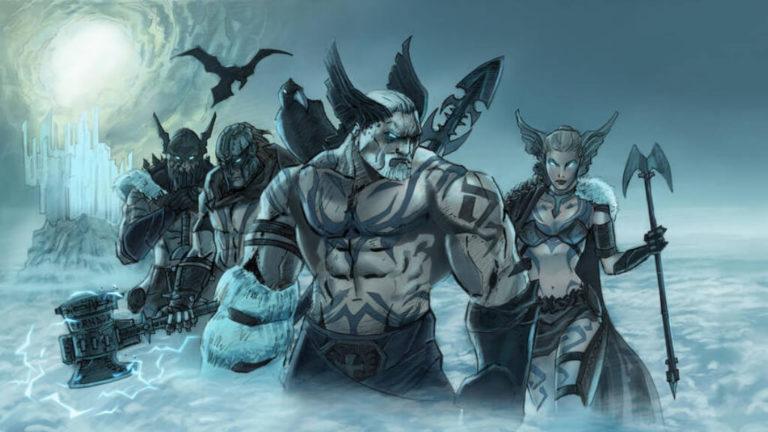nordic gods and goddesses mythology