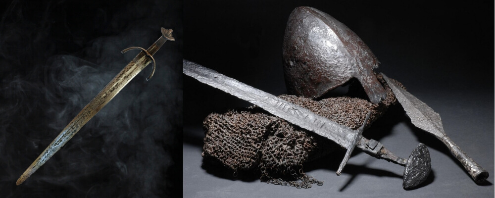 viking sword and the legendary ulfberht sword