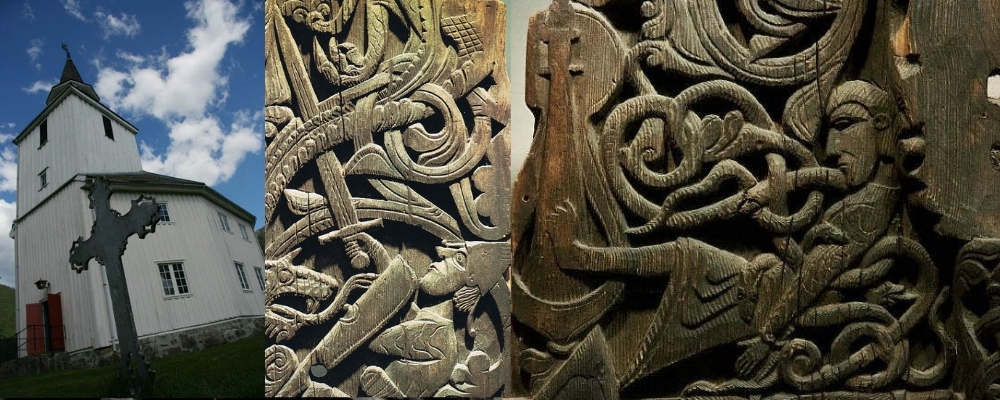 Hylestad that was carved in the early 13th century.