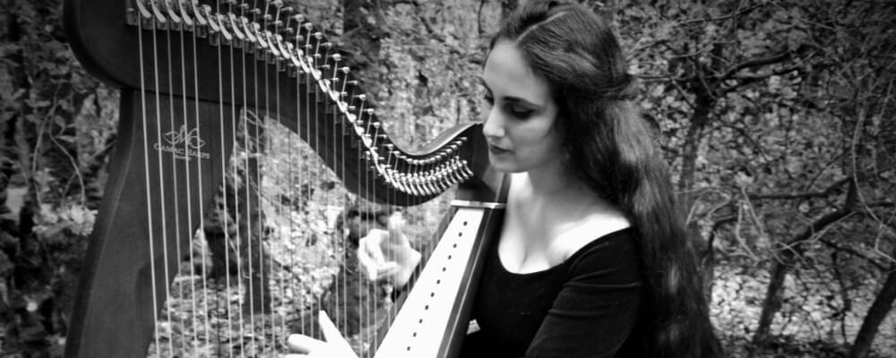 viking harp