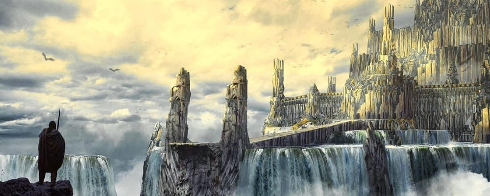 The Afterlife valhalla viking hall