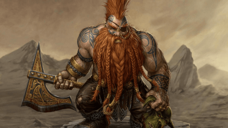 Norse dwarfs