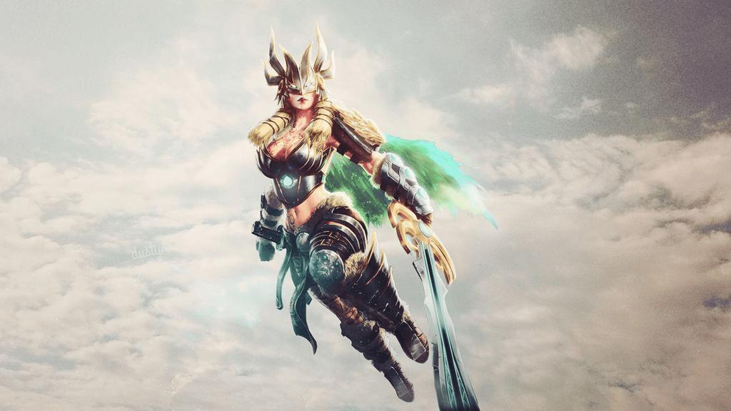 Freya Norse Goddess Of Love And Beauty Norse Mythology
