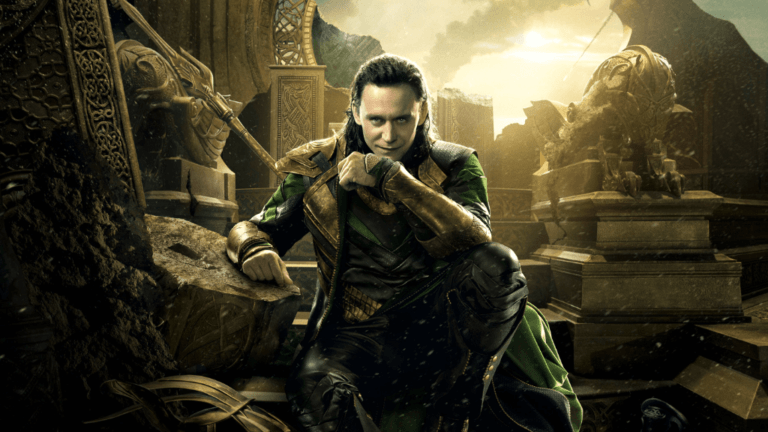 Loki the trickster in Norse mythology