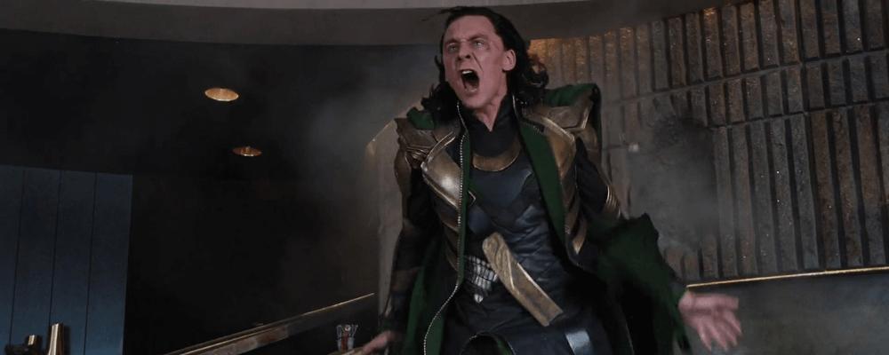 Loki god of mischiefs