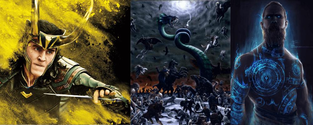 Loki myths