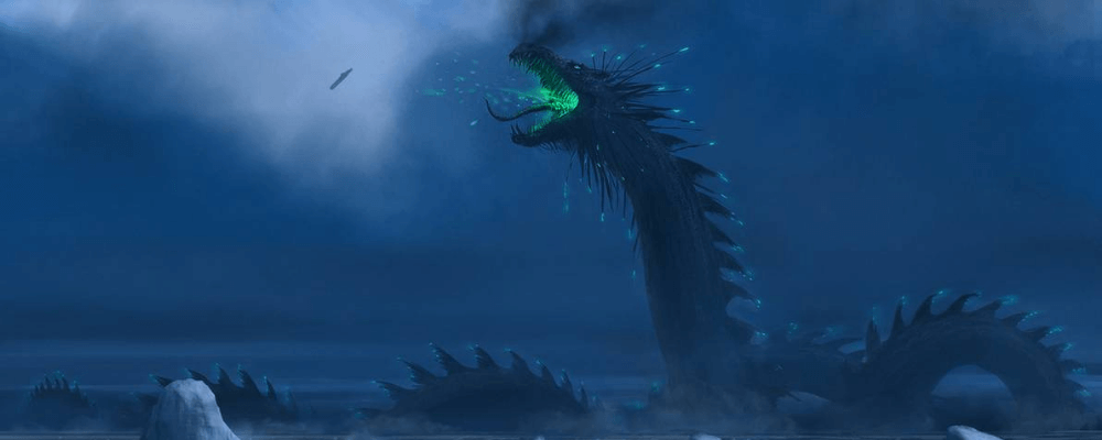 who is the midgard serpent