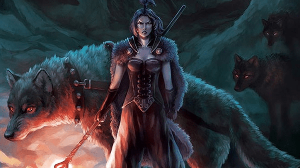 Angrboda: The Norse Giantess & Bringer of Grief [Norse