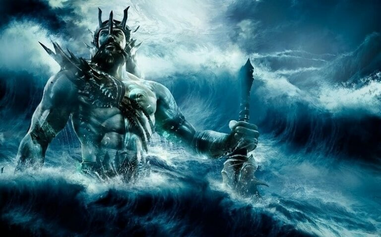 njord god of sea and wind