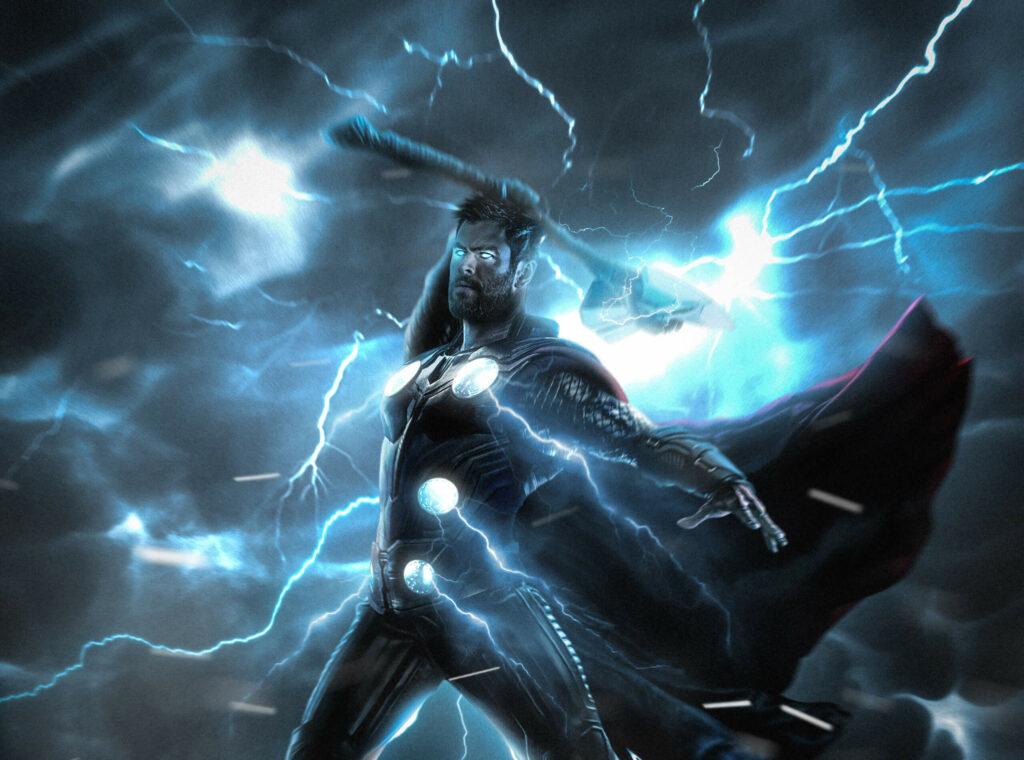 Thor rage