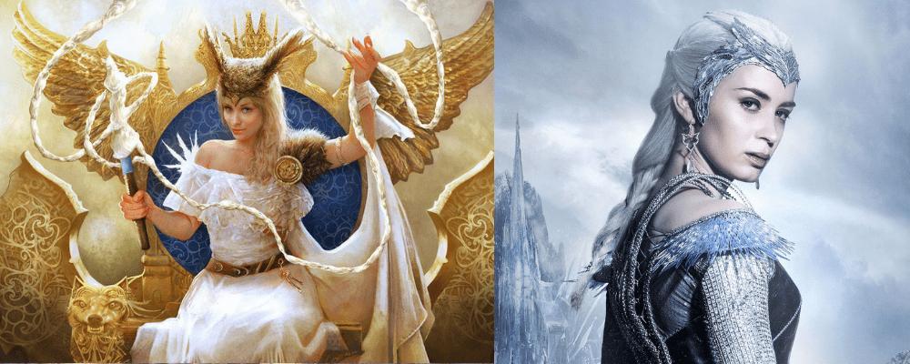 Freya vs frigg
