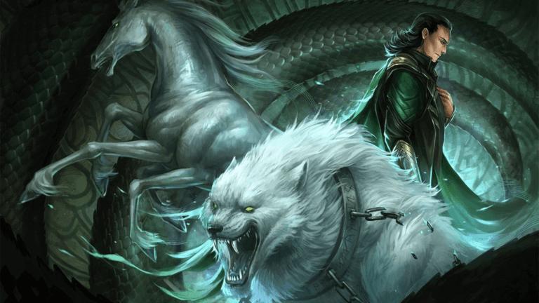 Loki's children