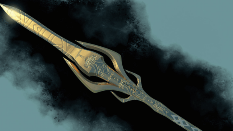 gungnir the spear of Odin