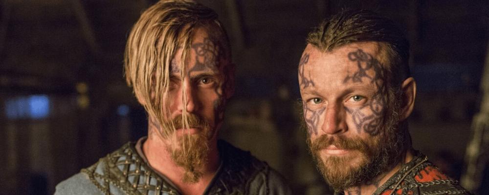 Viking hair and beards