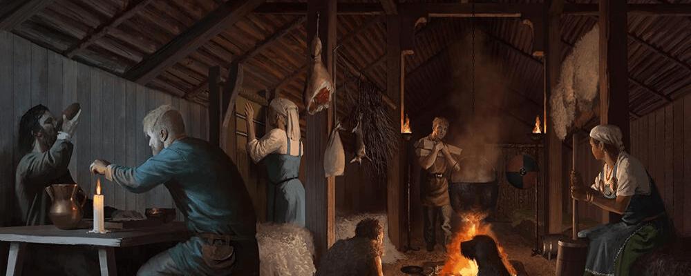 vikings drinking customs