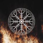 The helm of awe symbol