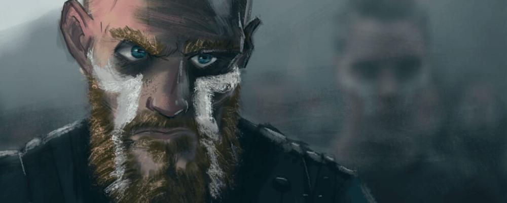 Bjorn the king raider