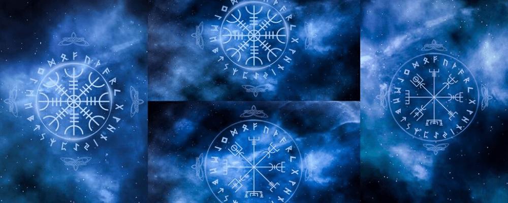 vegvisir compass