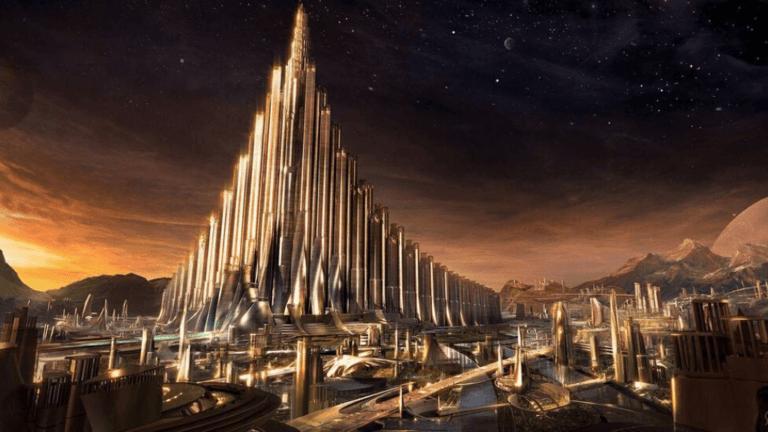 Asgard Norse Mythology