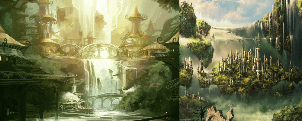 realm of th elves