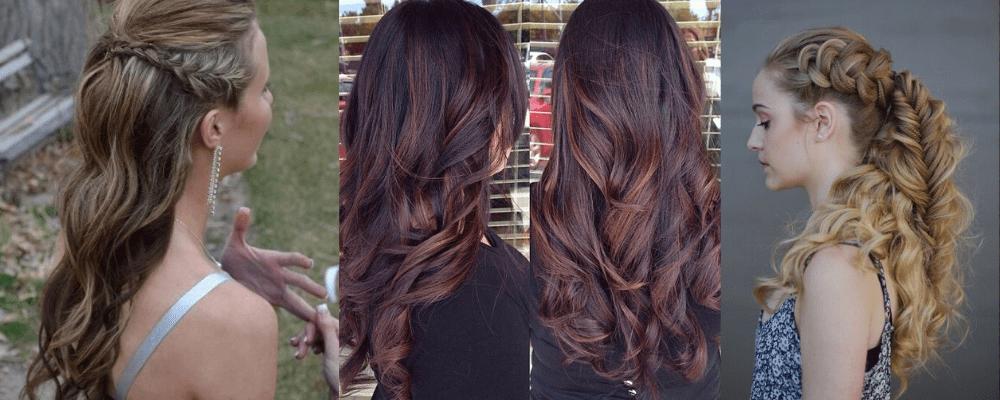 viking curls woman