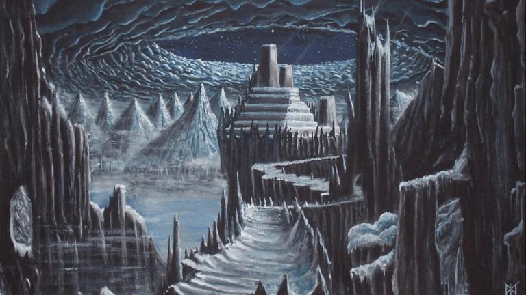 Norse Mythology Jotunheim