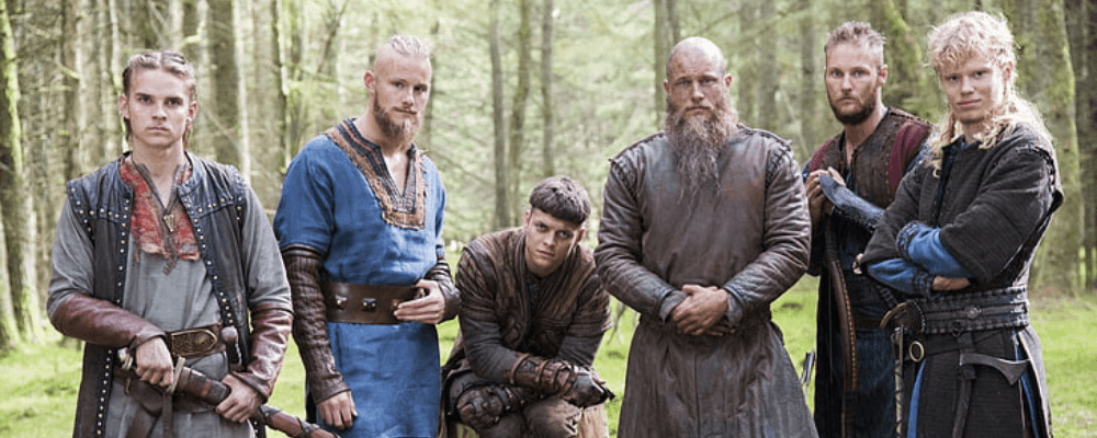 the sons of ragnar lothbrok