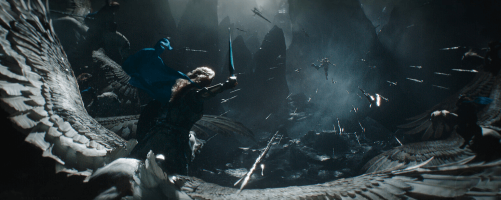 warriors of Odin