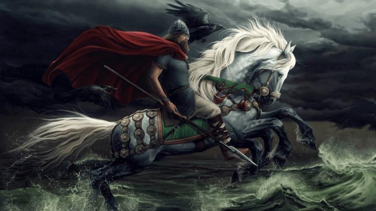 Odin allfather norse mythology