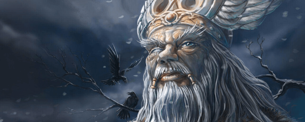 Odin the god