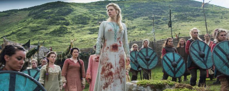 real viking women