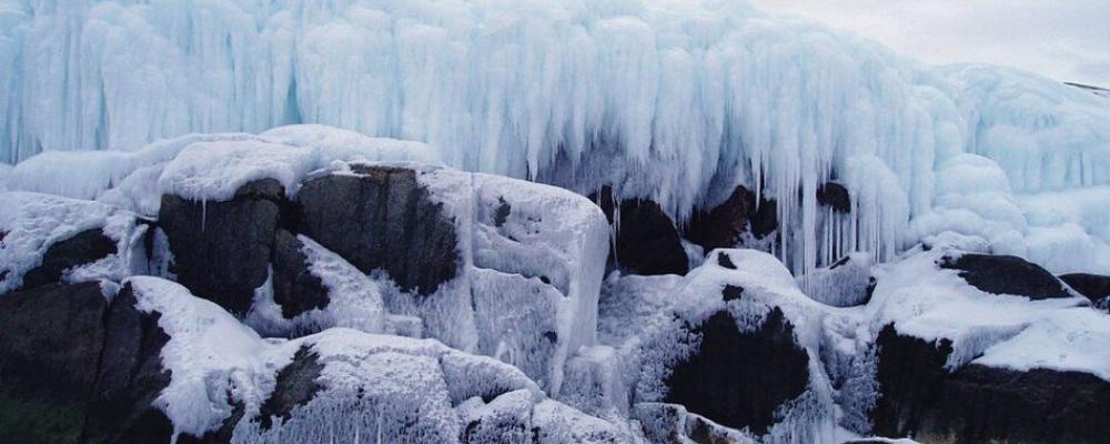ice world in norse mythology