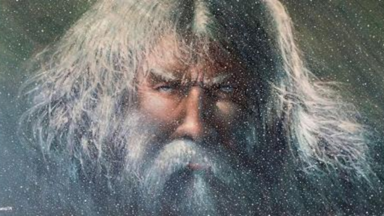 Ullr Norse god of winter