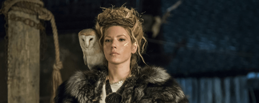 lagertha the goddess