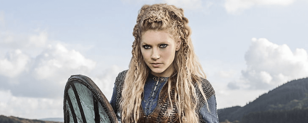 Lagertha the warrior