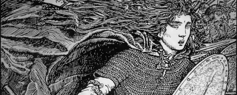 famous viking woman