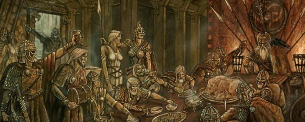 The Bard of Valhalla