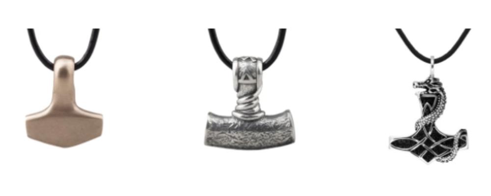 Mjolnir Jewelry