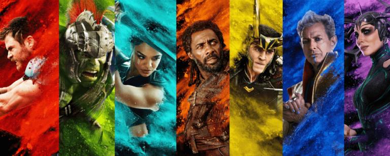 Marvel Norse Mythology