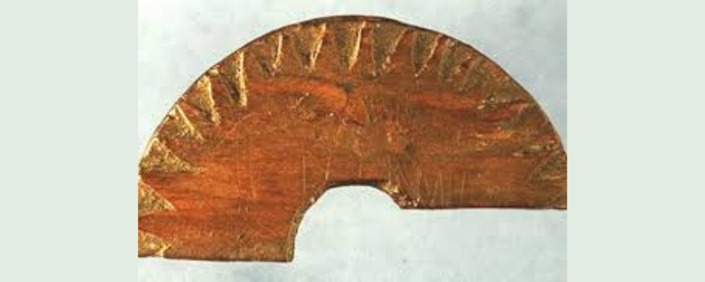 Solskyggafjol - sun compass