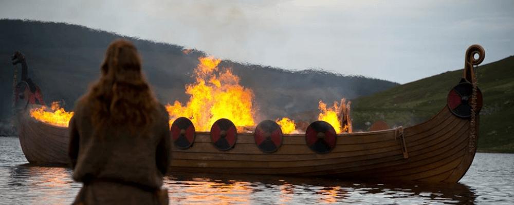 Bestattungspraktiken der Wikinger