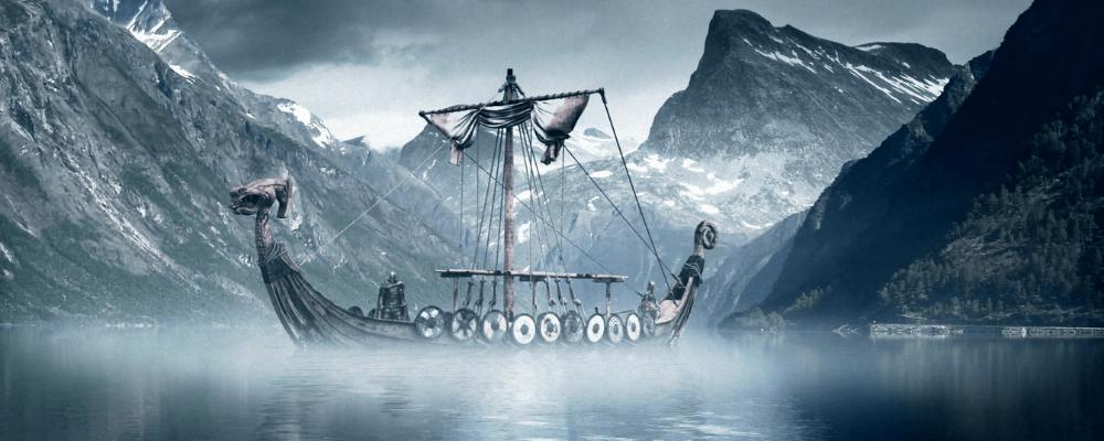 Ran - viking boat