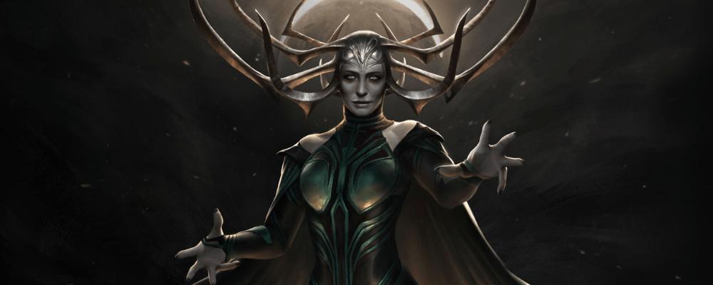 Hel, Göttin der Unterwelt und Balders Tod