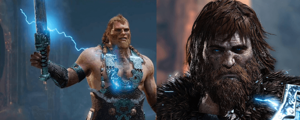 Magni und Modi, Thors Söhne